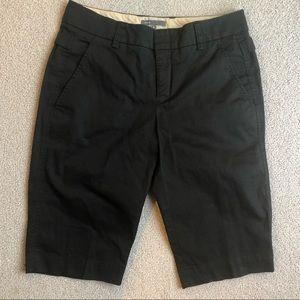Black Vince Bermuda Shorts